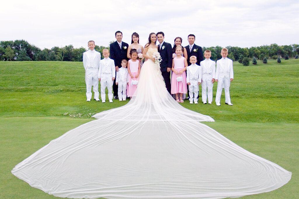 Ảnh cưới lãng mạn ở Mỹ của MC Huyền Ny - 1