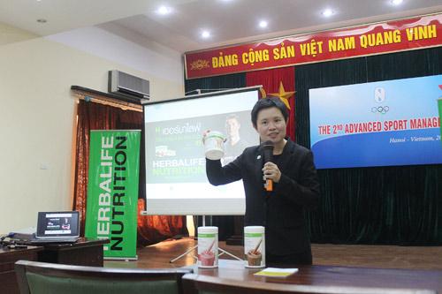 Herbalife Việt Nam đồng hành cùng thể thao nước nhà - 2