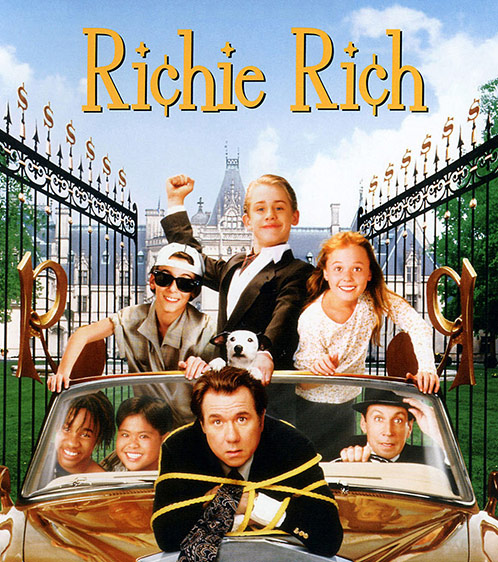 Trailer phim: Richie Rich - 1