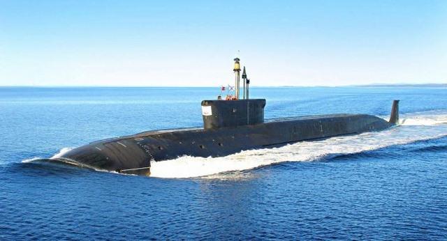Nga phát triển tàu ngầm hạt nhân thế hệ mới - 1