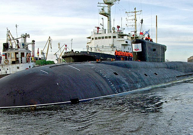 Nga phát triển tàu ngầm hạt nhân thế hệ mới - 2