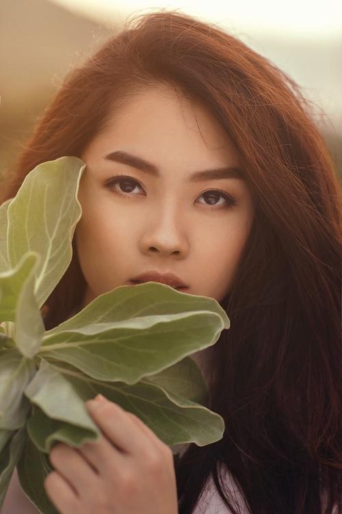 Khánh Tiên ngày càng xinh đẹp sau Vietnam Idol - 4