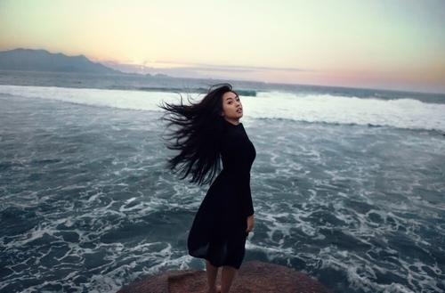 Khánh Tiên ngày càng xinh đẹp sau Vietnam Idol - 7