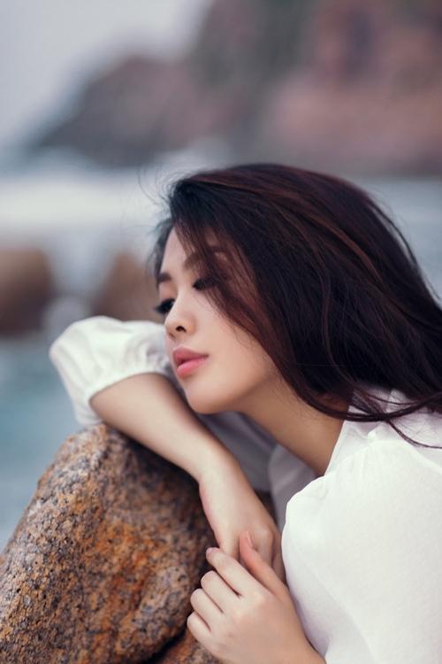 Khánh Tiên ngày càng xinh đẹp sau Vietnam Idol - 8