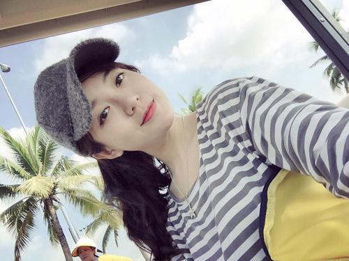 Hot girl Tú Linh tiết lộ nụ hôn đầu đời khi học lớp 10 - 2