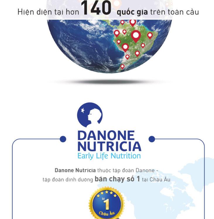 Danone - Tập đoàn dinh dưỡng bán chạy số 1 Châu Âu - 2