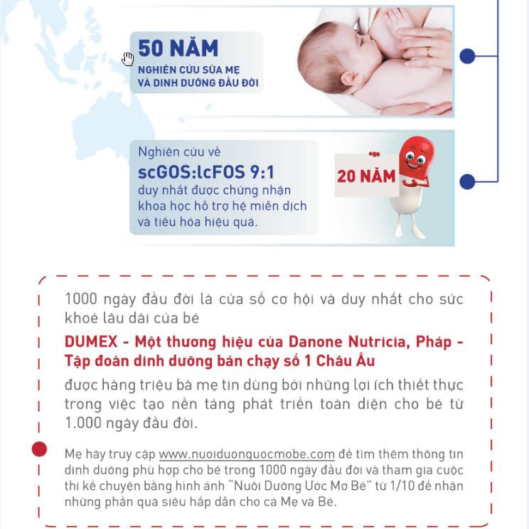 Danone - Tập đoàn dinh dưỡng bán chạy số 1 Châu Âu - 4