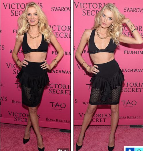 """""""Hot girl Hollywood"""" gây sốc với bộ váy mỏng như không - 19"""