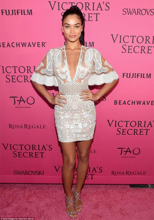 """""""Hot girl Hollywood"""" gây sốc với bộ váy mỏng như không - 9"""