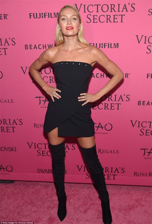 """""""Hot girl Hollywood"""" gây sốc với bộ váy mỏng như không - 11"""