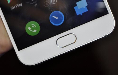Meizu tung bộ 3 smartphone nguyên khối, phím Home lạ - 1