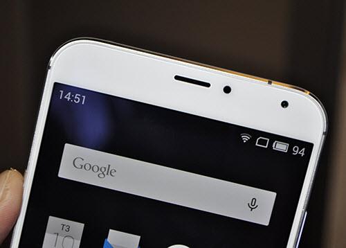 Meizu tung bộ 3 smartphone nguyên khối, phím Home lạ - 3