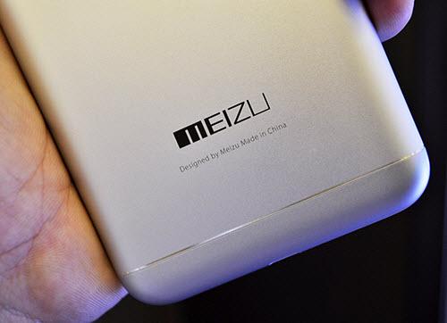 Meizu tung bộ 3 smartphone nguyên khối, phím Home lạ - 5