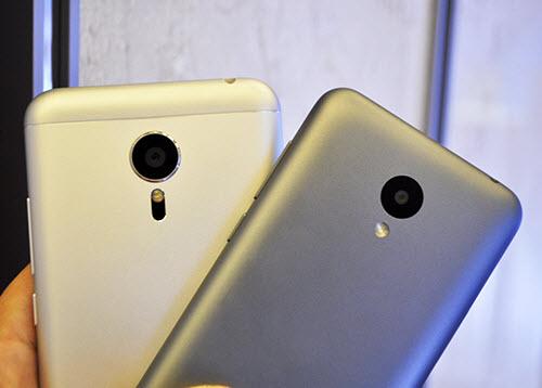 Meizu tung bộ 3 smartphone nguyên khối, phím Home lạ - 2