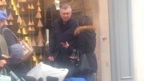 Nóng: Ancelotti đến London, đàm phán thay Mourinho - 1