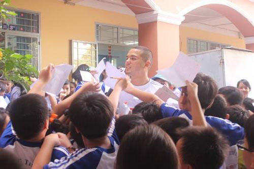 Việt Arnold: Nguồn cảm hứng của Saigon Heat - 3