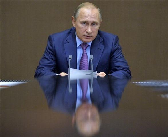 Putin: Nga sẽ có vũ khí chọc thủng hệ thống phòng thủ Mỹ - 1