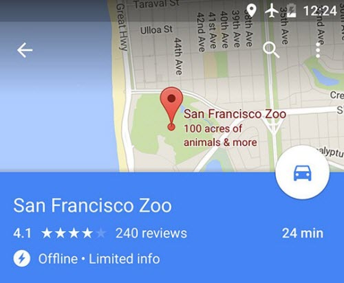 Google Maps - 1
