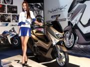 Tư vấn - Yamaha NM-X đối thủ đáng gờm của Honda SH nội