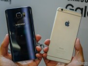 """Thời trang Hi-tech - iPhone 6S Plus và Samsung Galaxy Note 5: Đi tìm """"kẻ"""" mạnh"""