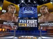 Thể thao - UFC: Nhà cựu vô địch bị hạ knock-out ngay hiệp 1