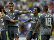 Bóng đá Ngoại hạng Anh - Top 10 CLB sút cầu môn nhiều nhất châu Âu: Real đầu bảng