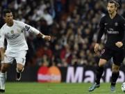 """Bóng đá - Chưa đến PSG, Ronaldo đã bị Ibra """"dằn mặt"""""""
