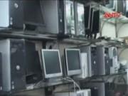 Video An ninh - Cấm nhập khẩu laptop, ĐTDĐ, loa thùng cũ
