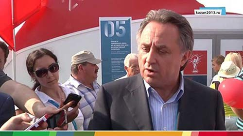 Người đứng đầu cơ quan chống doping Nga từ chức - 1