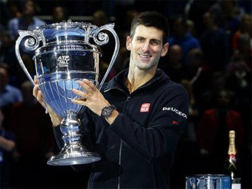 Djokovic, Federer chung vui ở Gala trao giải ATP 2015 - 1