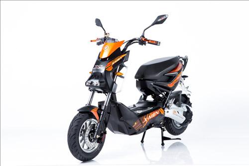 Hãng xe điện HKbike trả hàng tỉ đồng thâu tóm lại iMove - 5