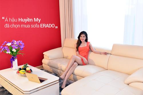 Hé lộ bộ ghế sofa ERADO có tính năng massage đầu tiên - 5