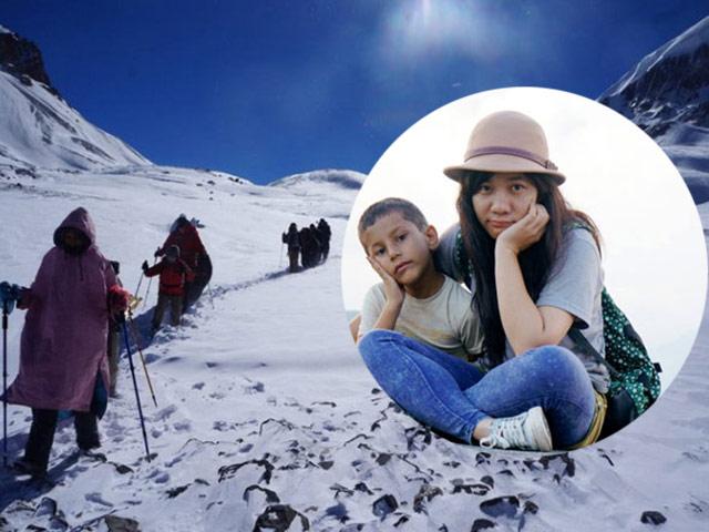 Cô gái mở tour leo núi Nepal cho người Việt - 1