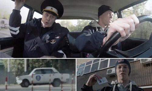 Thi bằng lái ôtô, SAO F1 làm giáo viên chóng mặt - 1