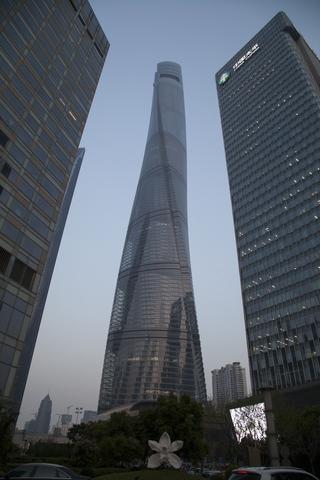 3,5 tỉ đồng để mua chỗ gửi vàng ở tòa nhà cao nhất TQ - 1
