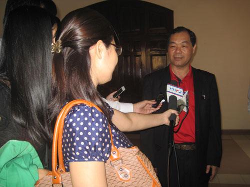 Ông Trầm Bê thôi chức Phó chủ tịch Sacombank - 1