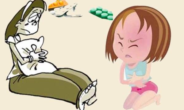 """Uống thuốc giảm đau khi """"đèn đỏ"""" có gây vô sinh không? - 1"""