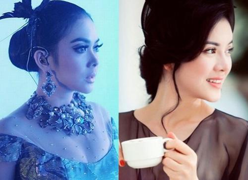 Bất ngờ với nữ ca sĩ Indonesia giống hệt Lý Nhã Kỳ - 3