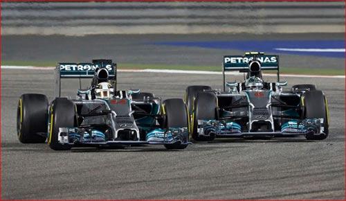 Brazilian GP: Hamilton như chưa từng bắt đầu - 1