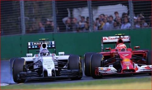 Brazilian GP: Hamilton như chưa từng bắt đầu - 2