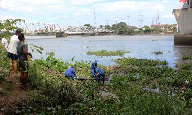 Nam thanh niên nhảy cầu, mất tích dưới sông Sài Gòn - 2
