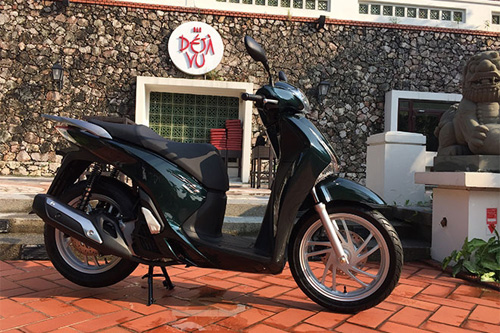 """Mỗi ngày Honda Việt Nam đã tạo 242 chiếc SH """"lỗi"""" - 1"""