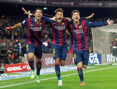 """El Clasico: Dùng Messi là """"đánh bạc"""" - 2"""