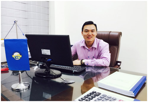 Giảng viên doanh nhân với niềm đam mê giảng dạy - 1