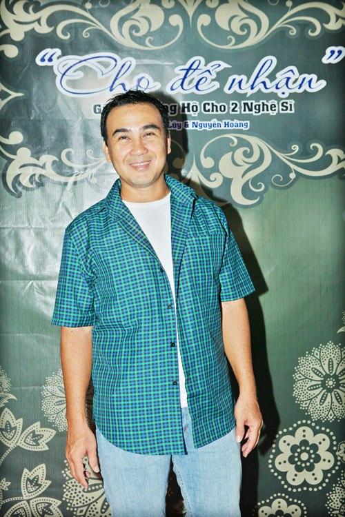 Quyền Linh kêu gọi được 200 triệu ủng hộ DV Nguyễn Hoàng - 1