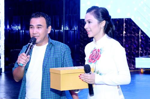 Quyền Linh kêu gọi được 200 triệu ủng hộ DV Nguyễn Hoàng - 3