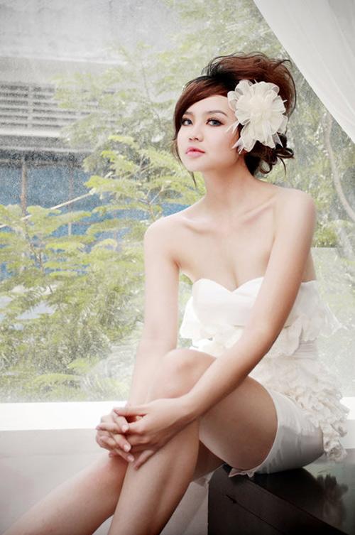 Chuyện về nàng hoa hậu Việt từng từ chối yêu đại gia - 6