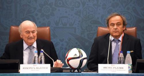 """""""Ăn tiền bẩn"""", Platini bị FIFA cấm tranh cử chủ tịch - 1"""