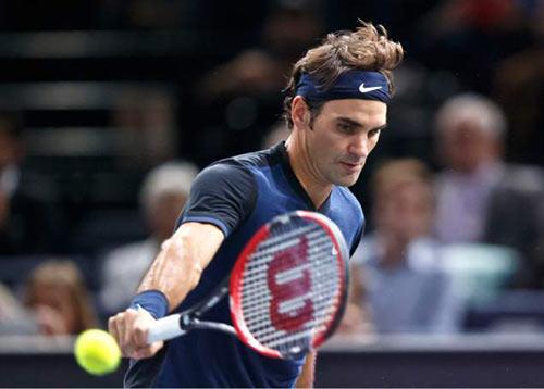 Tin thể thao HOT 12/11: Federer mất ngôi số 2 cho Murrray - 1