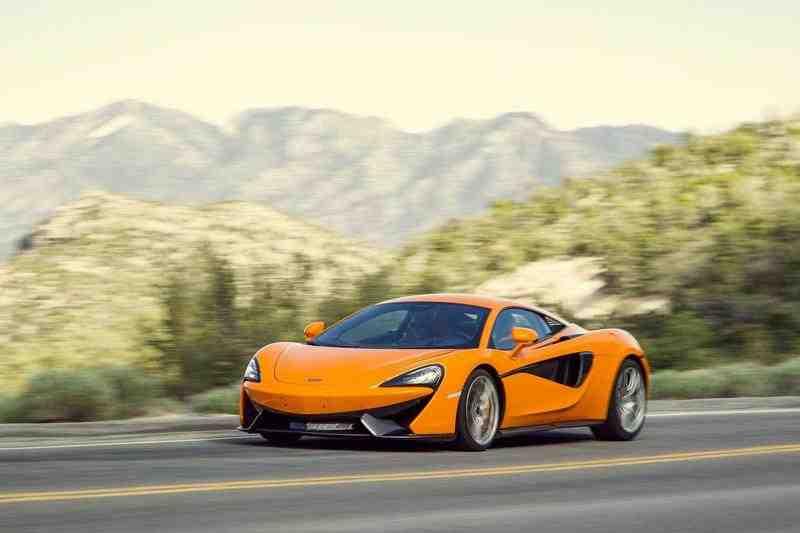 McLaren 570S chính thức đi vào sản xuất hàng loạt - 1